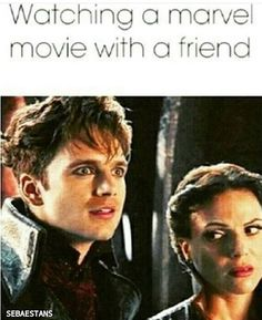 More like ... watching a marvel movie with you family