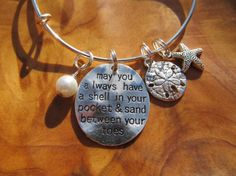 ALEX and ANI inspired May you Always Have a by DestinyAccessory, $26.00