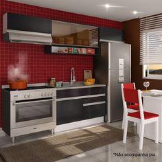 Cozinha Compacta Glamy Marina Made