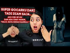 Cerita HORROR 2 Kalimat TERSERAM! | #NERROR - YouTube Videos Please, Friday The 13th, Acting, Make It Yourself, Youtube, Youtubers