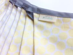 Banner Fabric Bunting // Custom Name Banner // Bedroon Decor by Bobbin's Lullaby