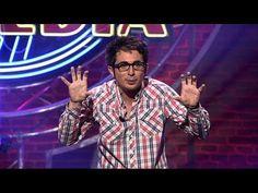 """Berto Romero: """"No quise ser médico porque escribía bien"""" - El Club de la Comedia - YouTube Spanish People, Youtube, Button Down Shirt, Men Casual, Club, Humor, Mens Tops, Jokes, Dress Shirt"""