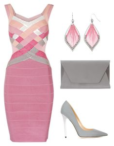 """chics"" by mchlap on Polyvore featuring Jimmy Choo and Noee"
