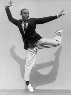 Fred Astaire - genius