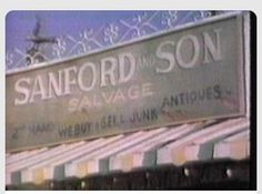 Sanford and Son is an American sitcom, based on the BBCs Steptoe and Son, that ran on the NBC television network from January to March In Time magazine included the show on their list of the 100 Best TV Shows of All Time. Steptoe And Son, Redd Foxx, Sanford And Son, Black Tv, Old Shows, Great Tv Shows, Vintage Tv, Old Tv, Classic Tv