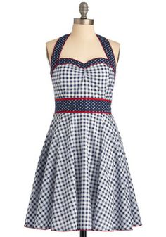 Casco Bay Brunch Dress, #ModCloth