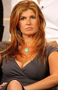 Connie Britton has the best hair! The color, texture, volume~ so jelly