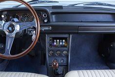 Driving A Perfectly Restored BMW 2002 Is Like Living In A Dream Einen perfekt restaurierten BMW 2002 Bmw 2002, Bmw E21, Bmw Classic Cars, Classic Auto, Classic Car Restoration, Diesel Cars, Bmw 5 Series, Small Cars, Bmw Cars