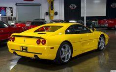 1995 Ferrari F355 Berlinetta - yellow - rvr