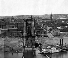 early cincinnati ohio pictures | Cincinnati Ohio