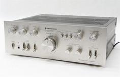 Vintage Kenwood Ka 8100 KA8100 75WPC DC Stereo Integrated Amplifier Amp | eBay