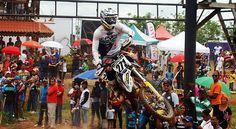 Norteamericano Piazza conquista las grandes motocross Caribbean