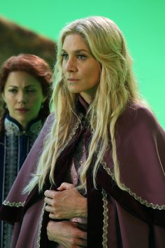 Ingrid, the Snow Queen, from Once Upon a Time