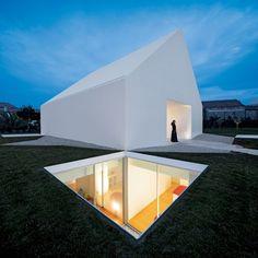 Aires Mateus, House in Leiria, Leiria, Portugal  Fernando Guerra | FG+SG architecture
