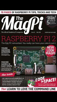 MagPi – Raspberry Pi Community Magazine Now Available on iOS