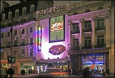 London 's West End is full of long-running classics such as 'The Lion King', Mamma Mia and 'Les Misérables' – the shows are big business. Theatre Shows, Cinema Theatre, London Theatre, Musical Theatre, Arts Theatre, Adelphi Theatre, West End Theatres, John Scott, London Night