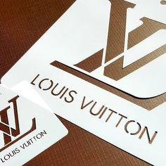 85fa2e8a0b8c Louis Vuitton Stencil Set
