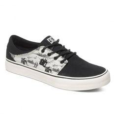 DC Shoes Trase SP chaussures BCA black cream 69,00 € #skate #skateboard #skateboarding #streetshop #skateshop @playskateshop