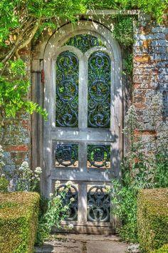 portões...natureza