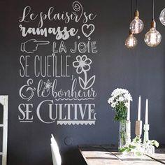 Decoration Entree, Quote Citation, Blackboards, Positive Attitude, Amazing Gardens, Hygge, Floral, Positivity, Messages