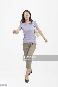 ストックフォト : Smiling Woman