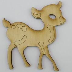Deer Deer, Shapes, Painting, Painting Art, Paintings, Drawings, Reindeer