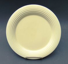 Vintage Yellow Stoneware Dinner Plate 10  Fapor Portugal FOP3 $9.85 : cheap square dinner plates - pezcame.com