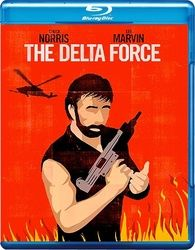 The Delta Force (Blu-ray) Temporary cover art