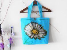 Turquoise cloth bag Handmade Jeans bag Blue by Nazcolleccolors Handmade Fabric Bags, Handmade Handbags, Handmade Gifts, Unique Gifts For Her, Unique Bags, Ethnic Bag, Blue Shoulder Bags, Flower Bag, Hippie Bags