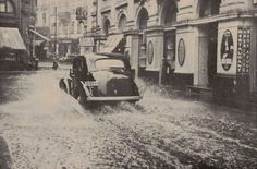 Ploaie torentiala in Bucuresti, 1937 Bucharest Romania, Old Photos, Memories, Country, Bucharest, Cousins, Old Pictures, Memoirs, Souvenirs