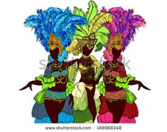 Brazilian Carnival Stock Photos, Royalty-Free Images & Vectors ...