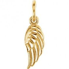 Angel Wing Charm