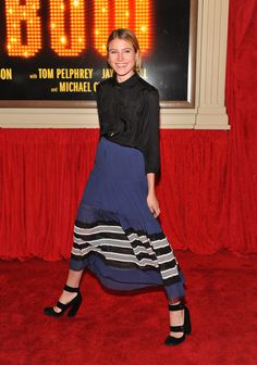 """Dree Hemingway Photos Photos: """"End Of The Rainbow"""" Broadway Opening Night - Arrivals & Curtain Call Dree Hemingway, Emmanuelle Alt, Kate Moss, Work Fashion, Kendall Jenner, Personal Style, Dressing, Style Inspiration, Trends"""