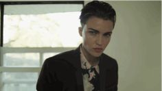 Nothing is as attractive as being yourself. Swoon. | Ruby Rose Wrote And Starred In This Amazing Video About Gender Roles