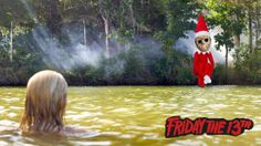 When Friday the 13th and December collide.