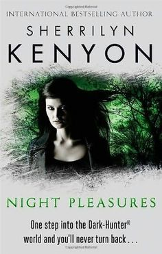 The Dark-Hunter Series by Sherrilyn Kenyon. A great series !