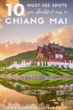 Chiang Mai Travel Guide I Things to do in Chiang Mai I Thailand I Night Market #travel #thailand #asia