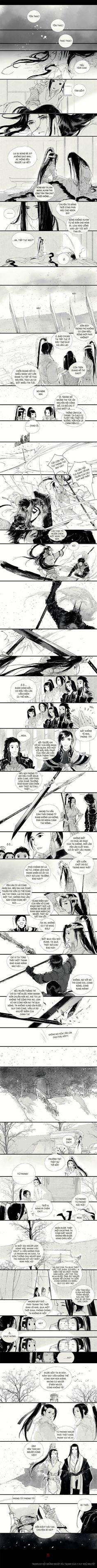 Thường nhật của Phong nương (1)... Phong nương gọi Thác ca là Tiểu Tâm Can kìa, ngọt thật nha...