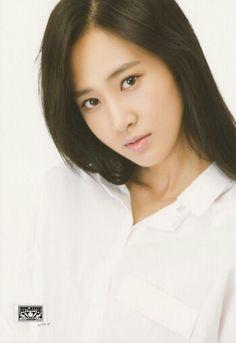 Yuri #SNSD ★ Girl Generation // Merchant Fantasy Photo Card