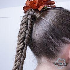 braid hairstyles easy Twists # five goddess Braids Pretty Hairstyles, Girl Hairstyles, Braided Hairstyles, Five Strand Braids, Fishtail Braids, Infinity Braid, Pretty Braids, Flower Braids, Braid Hairstyles