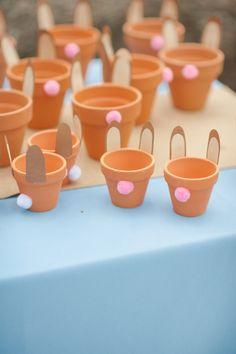Rabbit Pots