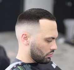 awesome 100 Trendy Fade Haircut For Men - Nice 2017 Looks Asymmetrical Hairstyles, Casual Hairstyles, Undercut Hairstyles, Professional Hairstyles, Short Hairstyles For Women, Best Fade Haircuts, Haircuts For Men, Crew Cuts, Medium Hair Styles