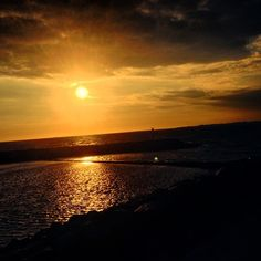 couchers de soleil sur la plge de chatelaillon #chatelaillon #chatelaillonplage #sunset