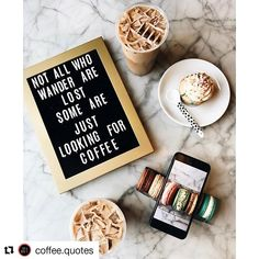 Coffee Quotes Throughout History Coffee Break, Iced Coffee, Coffee Time, Coffee Shop, Coffee Cups, Espresso Cafe, Today Is A New Day, Good Notes, Coffee Is Life