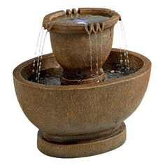 Outdoor Fountains | Wayfair