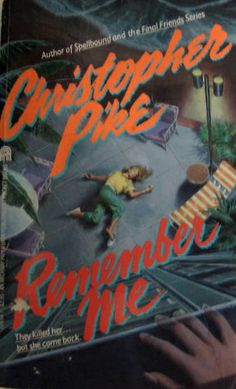 Proof That Christopher Pike Wrote Some Pretty Fucked-Up Books For Teens Horror Books, My Childhood Memories, 1980s Childhood, Sweet Memories, Books For Teens, It Goes On, Ya Books, What To Read, Up Girl