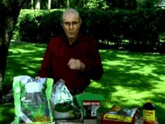 Jerry Baker's Year Round Lawn Care Fall Clean Up
