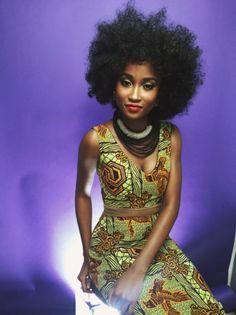 fuckyeahafricans:  Edna Conteh Sierra Leonian // Fulani