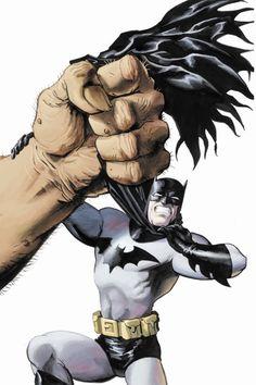 Batman and Monster by Matt Wagner with colours by Dave Stewart * I Am Batman, Batman Art, Marvel Dc Comics, Comic Book Artists, Comic Artist, Comic Books, Bob Kane, Alex Ross, Superman Story