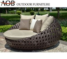 Modern Garden Outdoor Hotel Resort Home Beach Rattan Wicker Furniture Round Sunbed Daybed Cabana Gazebo Material : Rattan. Frame Material : Aluminum. Style : Modern. Usage : Hotel, Hospital, School. Usage : Hotel, Hospital, School, Resort, Villa, Home, Poolside, Patio,Garden. Disassembly : Disassembly. Color : Brown. Customized : Customized. Condition : Hot Sale. Warranty : 2years or 3years or 5 Years as Requests. After Sales : All Complains Handle Within 1-3 Days. MOQ : 5 Sets. Main Material : Wicker Furniture, Home Furniture, Furniture Sets, Outdoor Furniture, Outdoor Decor, Outdoor Daybed, Chinese Furniture, Resort Villa, Cabana